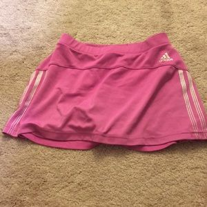 Athletic girls skirt